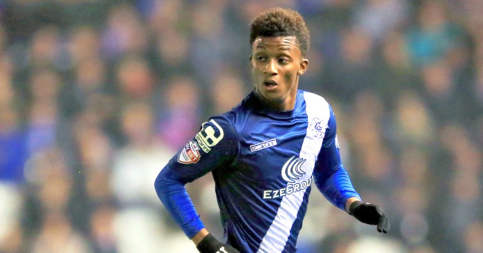 Demarai Gray: Signs four-and-a-half-year deal at Leicester