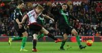 Duncan Watmore: Scores Sunderland's second goal against Stoke City