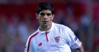 Ever Banega: Linked with move to Man United