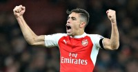Gabriel: Hoping to keep his place against Leicester