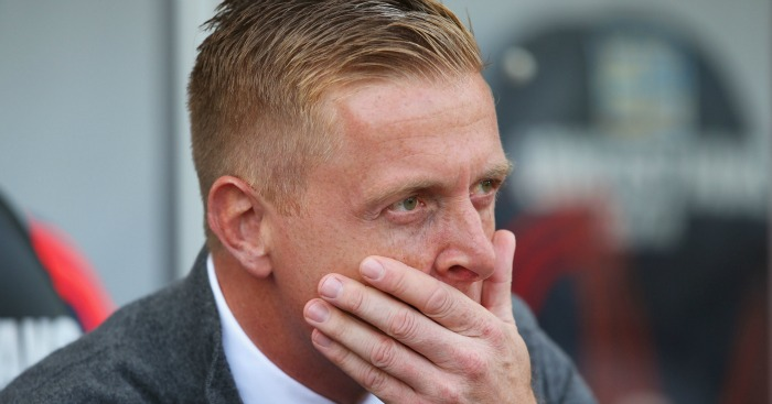 Garry Monk: New Leeds boss