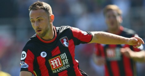 Marc Pugh: Happy with his lot