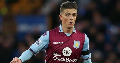 Jack Grealish: Struggling for form at Villa