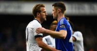 Harry Kane and Gary Cahill: Played in White Hart Lane stalemate