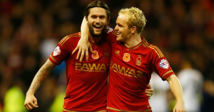 Henri Lansbury Jonathan Williams Nottingham Forest TEAMtalk