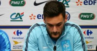 Hugo Lloris: Tearful at press conference to preview England v France