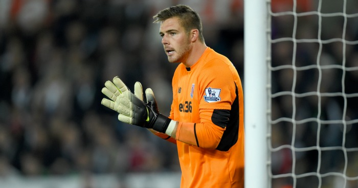 Jack Butland: Goalkeeper in fine form for Stoke City