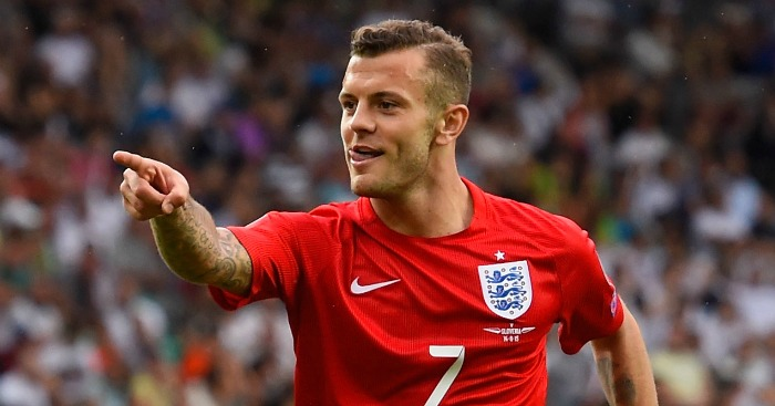Jack Wilshere: Expects to be at his best for European Championship