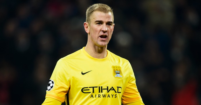 Joe Hart: Man City frustrations set to end
