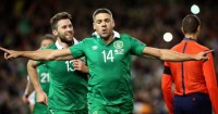 Jonathan Walters: Scored twice as Ireland beat Bosnia-Herzegovina