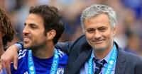 Cesc Fabregas: Explains Jose Mourinho departure