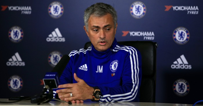 Jose Mourinho: Chelsea face Leicester on Monday