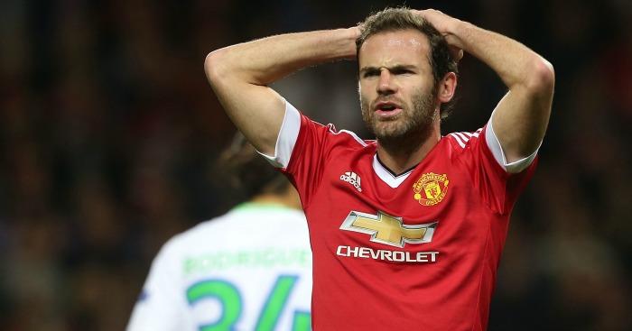Juan Mata: Seeing if he's wanted by Jose Mourinho