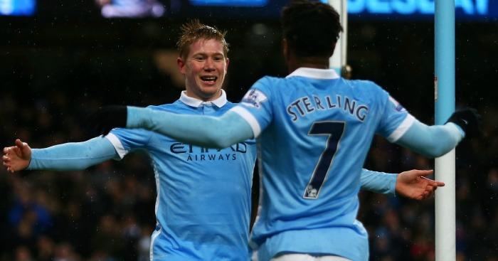 Kevin De Bruyne Manchester City v Southampton TEAMtalk