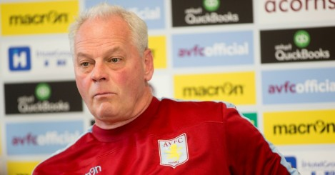 Kevin MacDonald: Caretaker worried about Villa's hopes