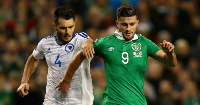 Shane Long: Played 35 minutes