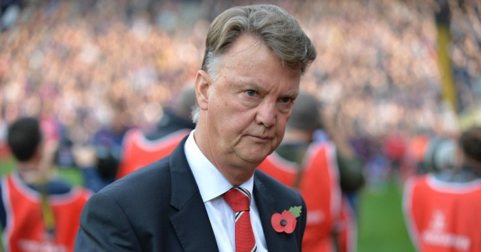 Louis van Gaal: Delivering a 'poor brand of football'