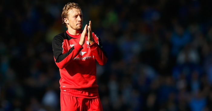 Lucas: Could Liverpool improve on midfielder?