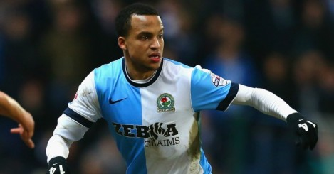 Marcus Olsson: Blackburn full-back wanted by Derby