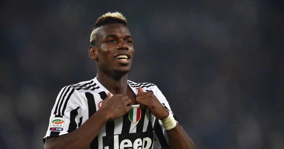Paul Pogba: Juve star