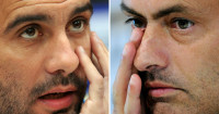 Pep Guardiola & Jose Mourinho: Head to head in China