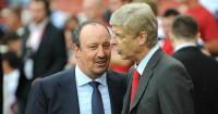 Rafael Benitez: Handed backing by Arsene Wenger