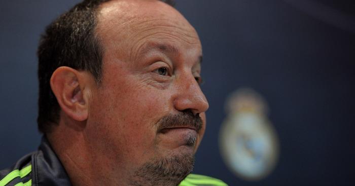 Rafael Benitez: Axed?