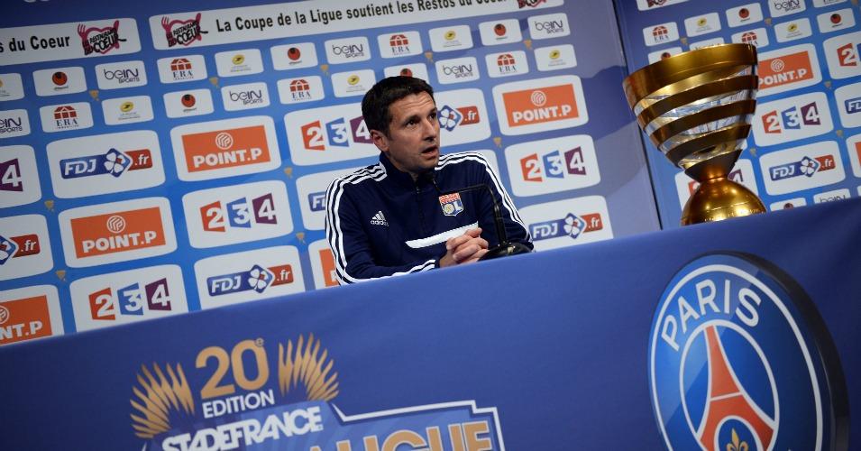 Remi Garde: Former Lyon manager set for Aston Villa job