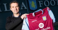 Remi Garde: Has failed to lift Villa