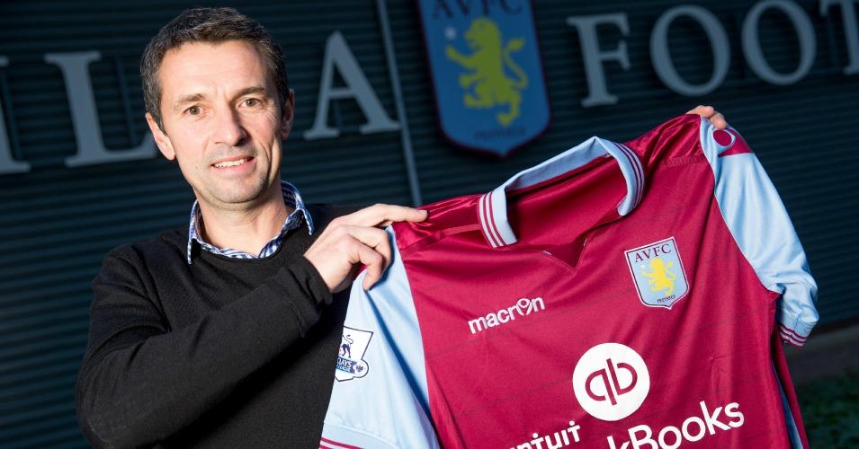 Remi Garde: Has failed to lift Villa