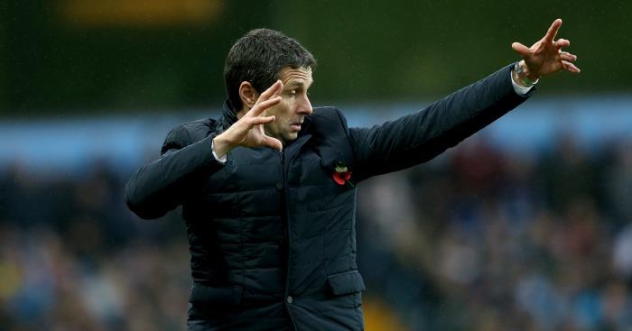 Remi Garde: Wants Aston Villa to create their own luck