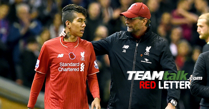 Roberto Firmino: Influence growing at Liverpool