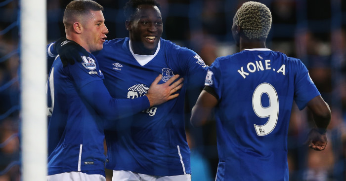 Romelu Lukaku: Can get among the goals again