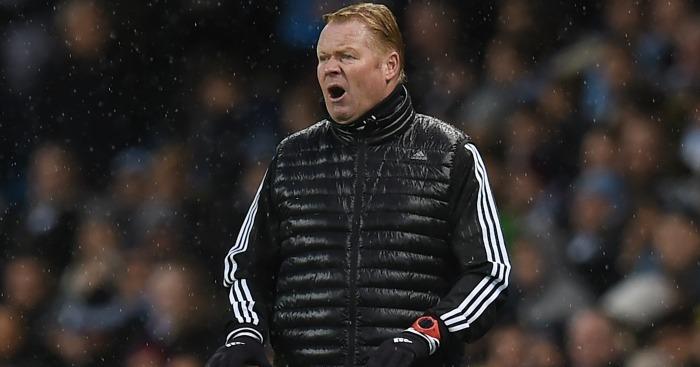 Ronald Koeman: Preparing players for Sunderland clash