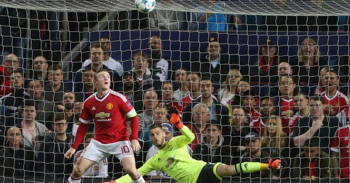 Rooney & De Gea: Duo admired by La Liga cheif Tebas
