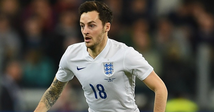 Ryan Mason England TEAMtalk
