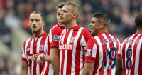 Ryan Shawcross: Impressed since returning for Stoke City