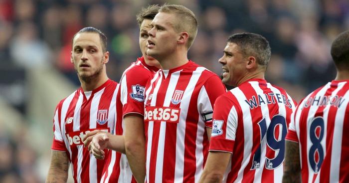 Ryan Shawcross: Impressed since returning for Stoke City