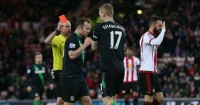 Ryan Shawcross: Stoke captain incorrectly sent off at Sunderland