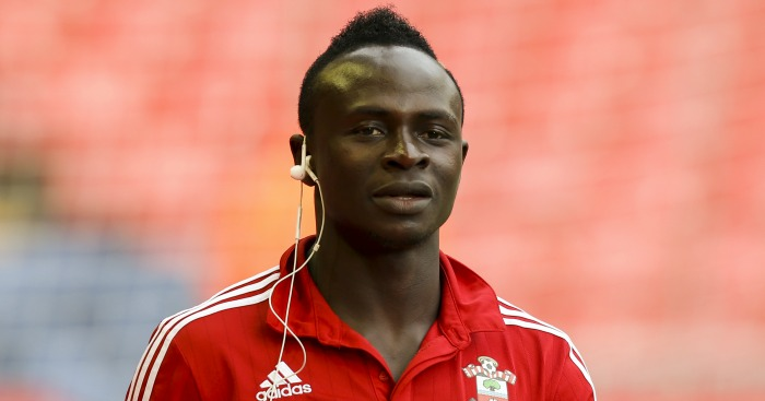 Sadio Mane: Southampton forward linked with Liverpool