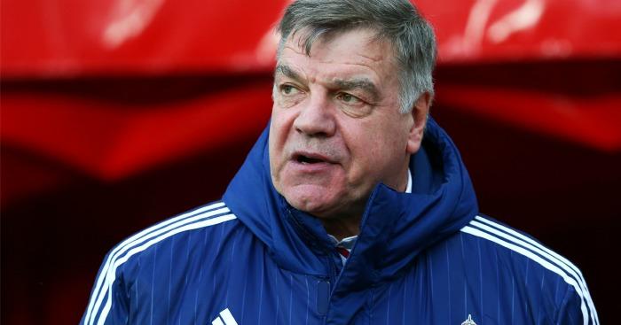 Sam Allardyce: Sunderland boss has set survival target