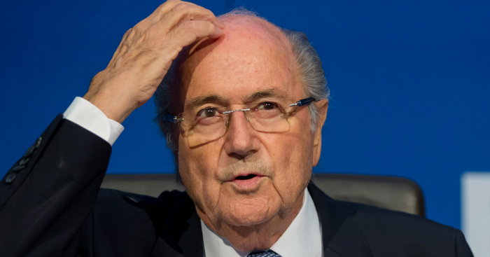 Sepp Blatter: FIFA chief admitted to hospital