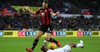 Simon Francis: Serves suspension for Bournemouth