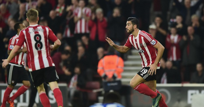 Graziano Pelle: Striker has scored nine goals in all competitions