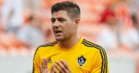 Steven Gerrard: Linked with Celtic move