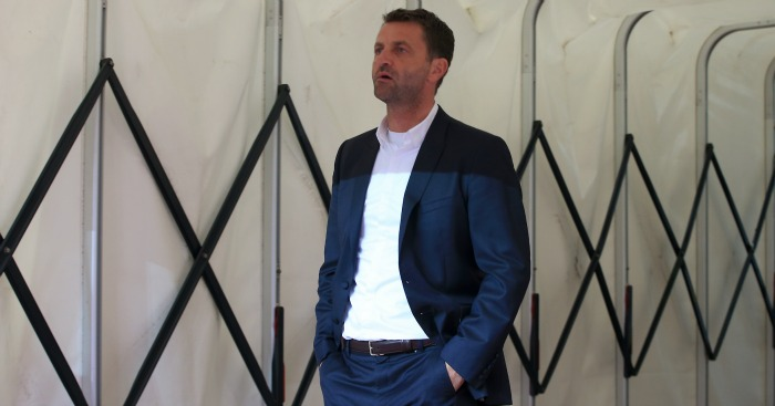 Tim Sherwood: Says clubs need to use traditional scouting methods more