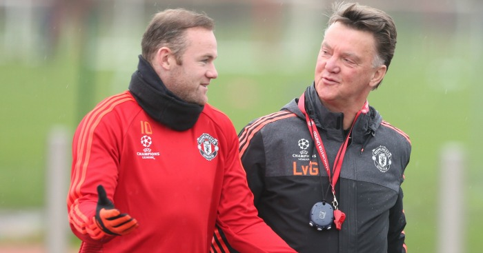 Wayne Rooney: Fully behind Louis van Gaal