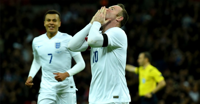 Wayne Rooney: Missed England's friendly win in Germany