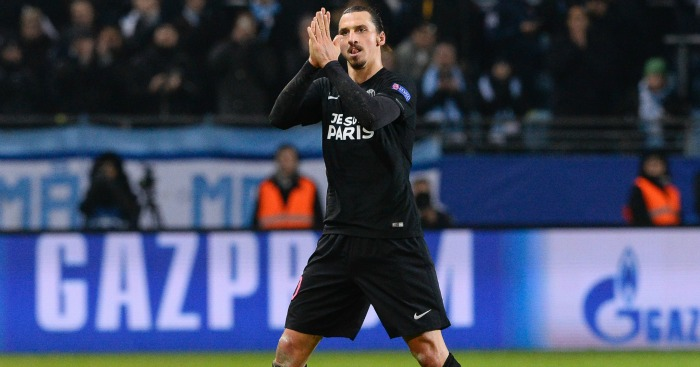 Zlatan Ibrahimovic: Tipped to make move to Man Utd
