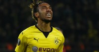 Aubameyang: Linked with January transfer to Chelsea